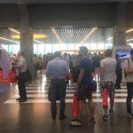 Estudiantes de EUDE estuvieron presentes en el Open EXPO