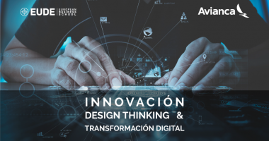 Foto de - Webinar 'Innovacion, Design Thinking & Transformación Digital' EUDE-AVIANCA